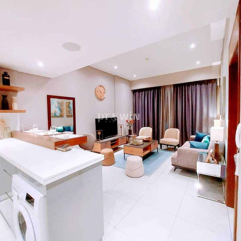 Pay 30% &  Move In   Very Spacious One Bed  For Sale At Arjan   Pool View l Brand New  Laundry Room  Great Amenities !!!