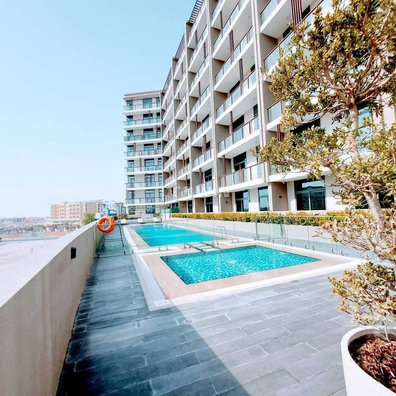 14 Pay 30% &  Move In   Very Spacious One Bed  For Sale At Arjan   Pool View l Brand New  Laundry Room  Great Amenities !!!