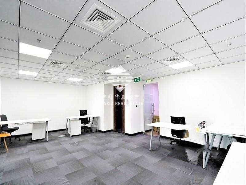 2 Corner Unit   Fitted Office   Binary Tower