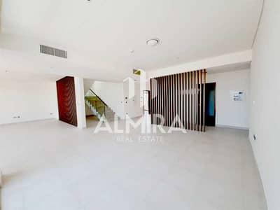 فیلا 4 غرف نوم للبيع في جزيرة ياس، أبوظبي - Vacant soon! Double row huge 4BR villa w/ garden