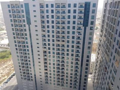 شقة 1 غرفة نوم للايجار في النعيمية، عجمان - شقة في برج المدينة النعيمية 3 النعيمية 1 غرف 19000 درهم - 5298528