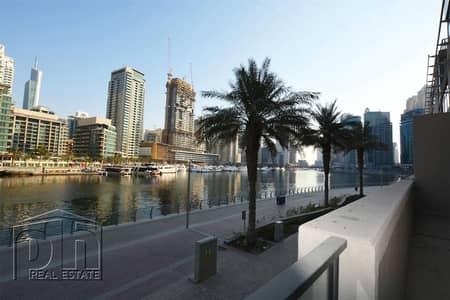 3 Bedroom Villa for Rent in Dubai Marina, Dubai - 3BR Villa | Full Marina view | Chiller Free