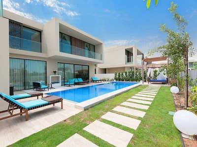 فیلا 6 غرف نوم للبيع في دبي هيلز استيت، دبي - Resale  Relaxing Garden View  Huge Plot 2 Maids Rm