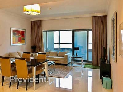 فلیٹ 1 غرفة نوم للايجار في الخليج التجاري، دبي - Available in September| Exclusive| Managed