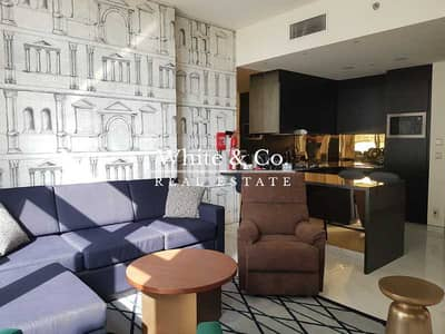 1 Bedroom Apartment for Rent in Business Bay, Dubai - FULLY FURNISHED | BILLS INCLUDED | LOW FLOOR