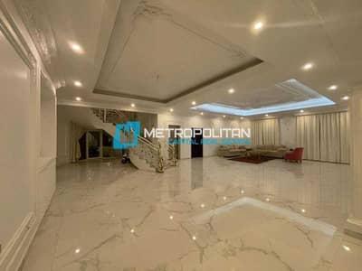 فیلا 7 غرف نوم للايجار في الشامخة، أبوظبي - Excellent Layout|Elevator|Huge Yard|Prime Location
