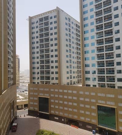 فلیٹ 2 غرفة نوم للايجار في عجمان وسط المدينة، عجمان - Ajman Pearl Tower, 2 Bedroom AED 24,000 available for Rent