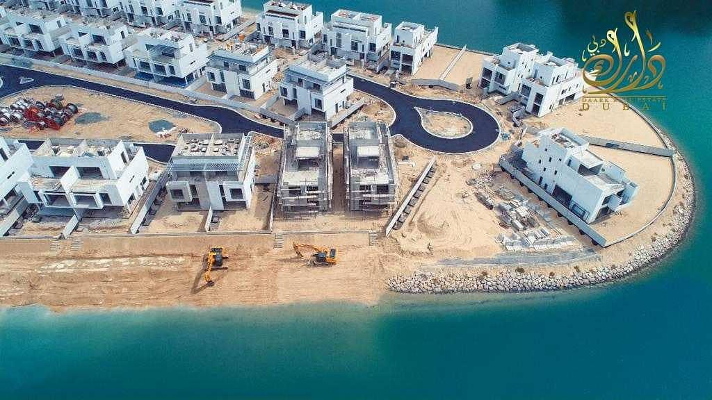 Sharjah villa for sale in private island