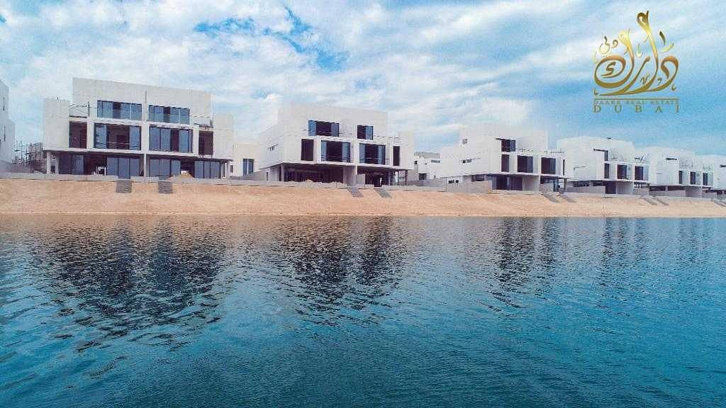 2 Sharjah villa for sale in private island