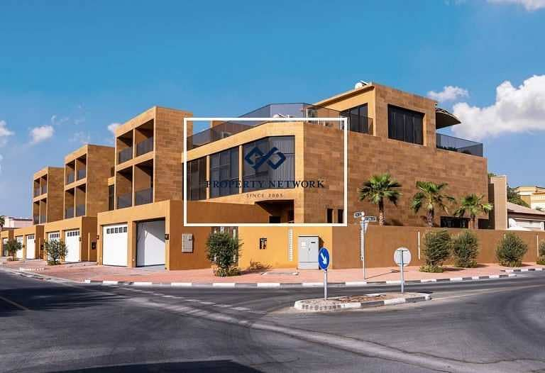 Freehold | Modern 4 Bedroom Villas  | Close to Beach