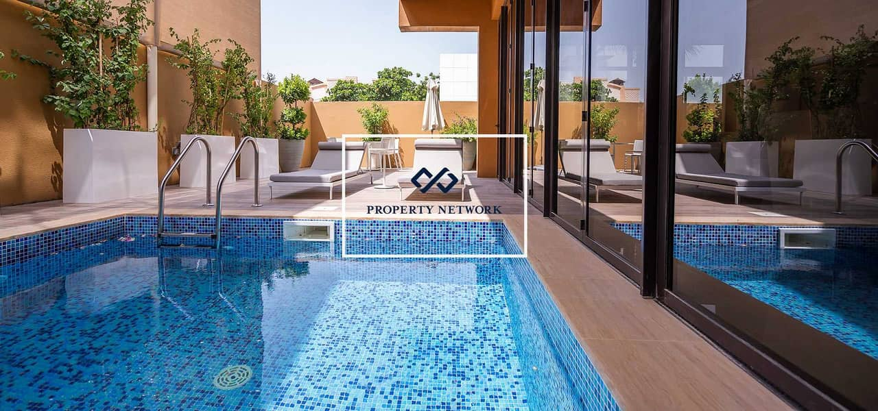 10 Freehold | Modern 4 Bedroom Villas  | Close to Beach