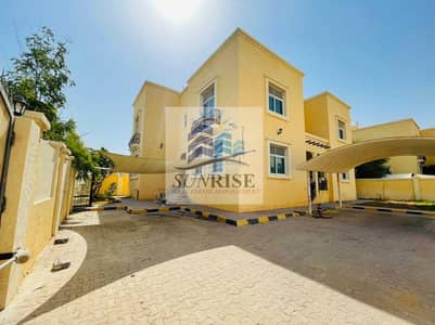 6 Bedroom Villa for Rent in Khalifa City A, Abu Dhabi - For rent independent villa 6 master rooms