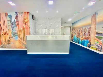 Office for Rent in Hamdan Street, Abu Dhabi - A Different size and Type of Office That Captures You in an Affordable Price