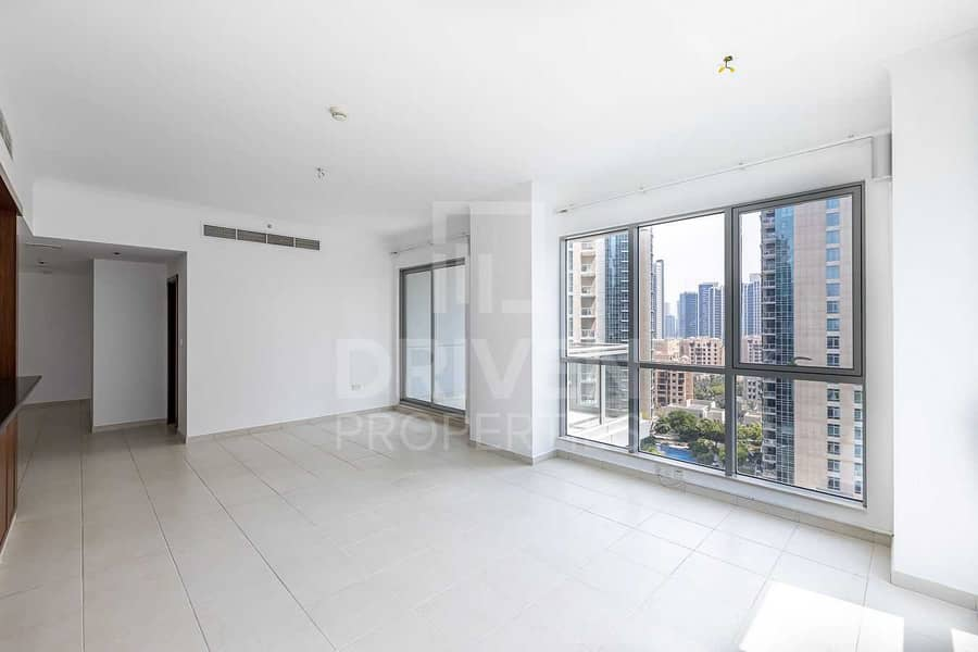 Fountain Views | Well-kept and Huge Unit