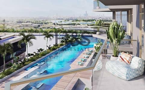 شقة 1 غرفة نوم للبيع في الخليج التجاري، دبي - Resale  Unit | Partly Canal View | Designed by Missoni