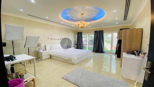 4 Bedroom Villa for Rent in Jumeirah Village Circle (JVC), Dubai - Independent Villa   Private Pool   Best location