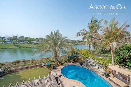 فیلا 6 غرف نوم للايجار في السهول، دبي - Exclusive|Extended Hattan L2 | Lake View