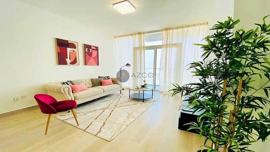 1 Bedroom Flat for Rent in Jumeirah Village Circle (JVC), Dubai - Bright Interiors | Unique layout | Modern Design |