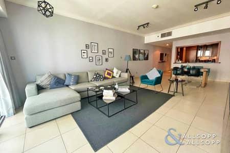 شقة 2 غرفة نوم للبيع في وسط مدينة دبي، دبي - 2 Bedroom Plus Study | High Floor | Rented