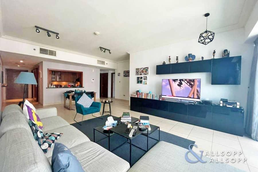 2 2 Bedroom Plus Study | High Floor | Rented