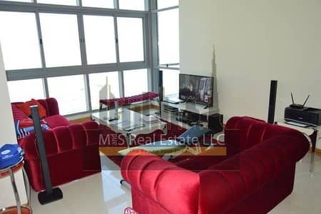 3 Bedroom Apartment for Rent in Dubai Marina, Dubai - Sea View I Huge Balcony I High End Furniture I Spacious 3BR
