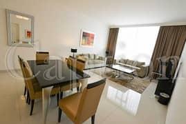 شقة في برج كابيتال باي A أبراج كابيتال باي الخليج التجاري 2 غرف 80000 درهم - 5299505