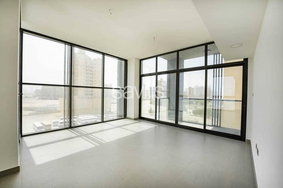 شقة في Jaddaf Place جداف بلايس 2 غرف 55500 درهم - 5299446