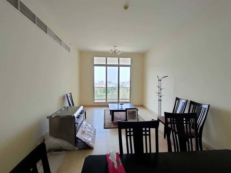 Near To Gems School Huge & Spacious 2BHK+Study Room(1444.73sqft)+balcony available in 58,000AED in 4 cheques