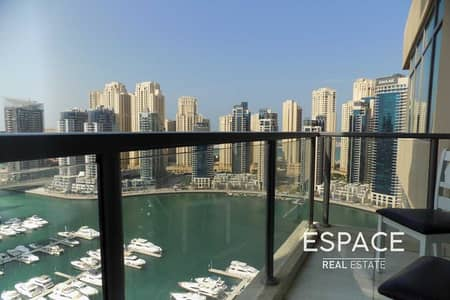 1 Bedroom Apartment for Rent in Dubai Marina, Dubai - Chiller Free | 1 Bed | Kitchen Equipped