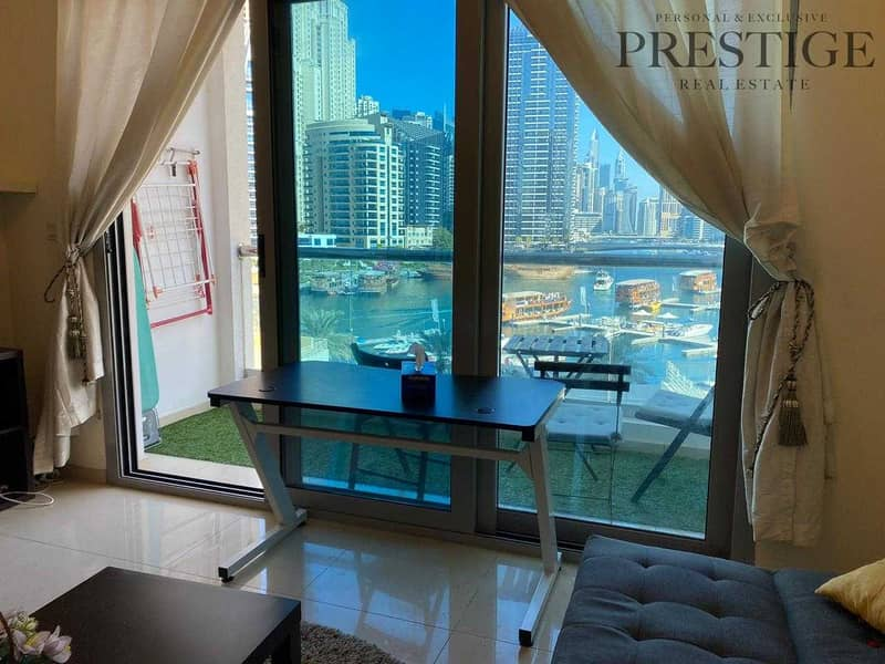 Full Marina View| Exclusive| For Sale