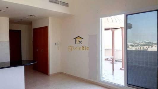 استوديو  للايجار في واحة دبي للسيليكون، دبي - SPACIOUS STUDIO WITH BIG TERRACE IN AED 24K| DUNES