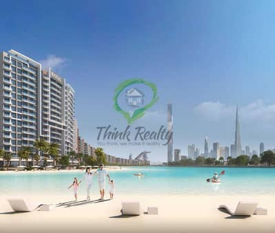 3 Bedroom Flat for Sale in Meydan City, Dubai - Located on the Beach | 10 Minutes Drive from Downtown Dubai