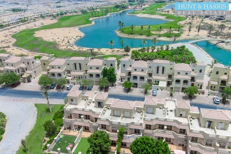 22 Fully Furnished Studio - Amazing Golf Course & Lagoon View