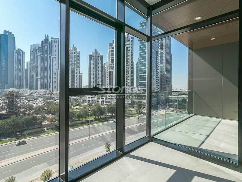 2 Luxury Living in the heart of Dubai   Brand New