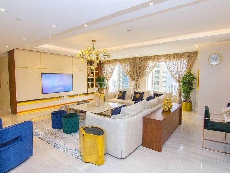 2 Luxuriously Upgraded Furnished   Marina View