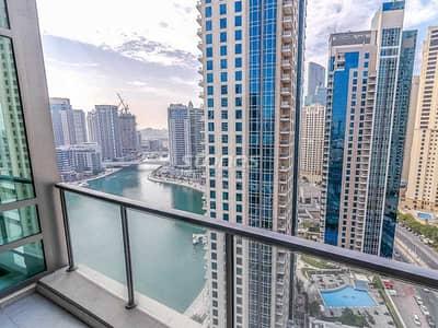 3 Bedroom Penthouse for Sale in Dubai Marina, Dubai - Upscale Penthouse with Full Marina and Sea View