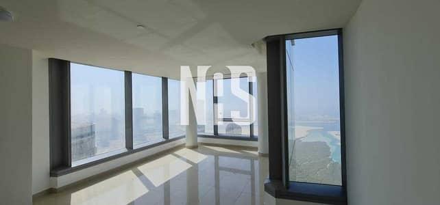 2 Bedroom Apartment for Sale in Al Reem Island, Abu Dhabi - FULL SEA \ CITY VIEW | HIGH FLOOR APARTMENT .