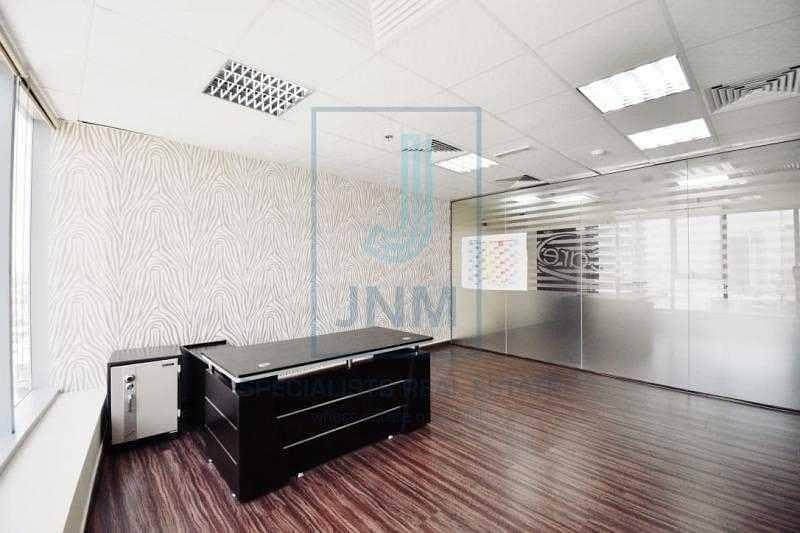 15 Rented til 2022 | Furnished Office | Mid Floor