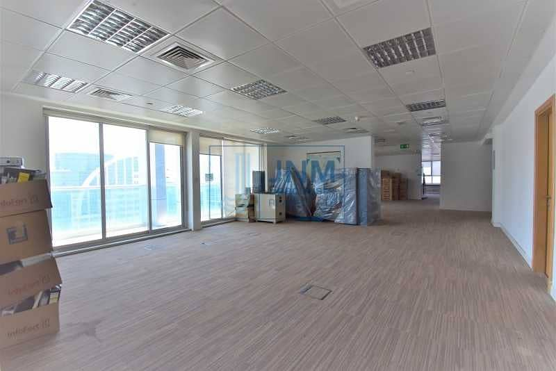 Fitted Office on Top location; Two Full Floors!