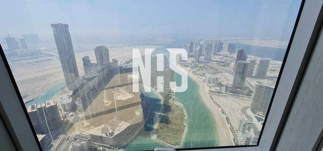2 Bedroom Flat for Rent in Al Reem Island, Abu Dhabi - HIGH FLOOR APARTMENT | FULL SEA \ CITY VIEW .