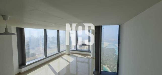 فلیٹ 2 غرفة نوم للايجار في جزيرة الريم، أبوظبي - HIGH FLOOR APARTMENT | FULL SEA \ CITY VIEW .