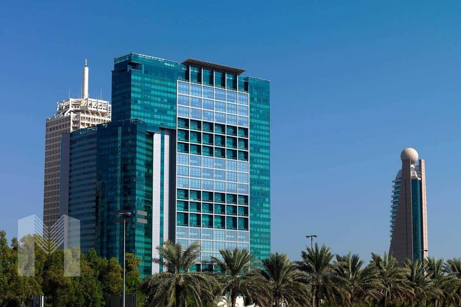 2 simplex apartment for sale in WTC Jumeirah living