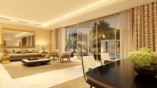 5 Bedroom Villa Compound for Sale in Dubailand, Dubai - Own Stand Alone Villa 5 Bed Room in DUBAI with DLD Waiver & 5Y Service Charge free