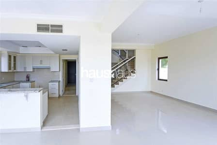 3 Bedroom Villa for Rent in Arabian Ranches 2, Dubai - Mid August   Single row   3 bed   White Wood
