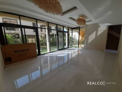 3 Bedroom Townhouse for Sale in DAMAC Hills (Akoya by DAMAC), Dubai - Type THM   3 Bedrooms+Maid    DAMAC Hills