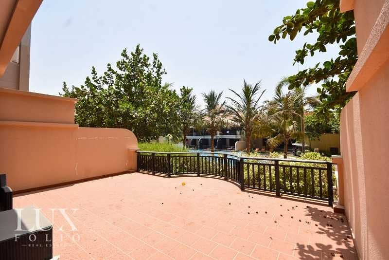 Fully Furnished | High Floor | Pool View