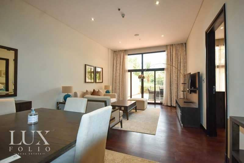 2 Fully Furnished | High Floor | Pool View