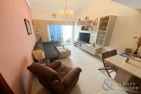 شقة 1 غرفة نوم للبيع في أبراج بحيرات الجميرا، دبي - Lake View | Vacant On Transfer | Upgraded