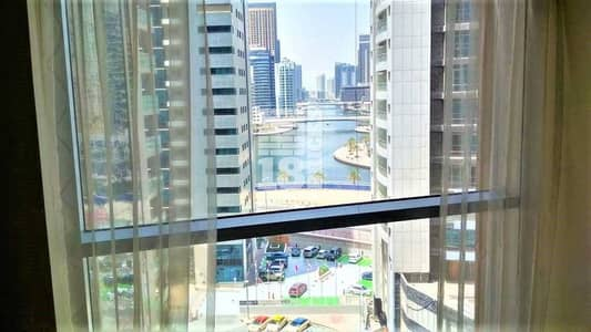 1 Bedroom Flat for Rent in Dubai Marina, Dubai - Fully Furnished   Very Large   Marina View