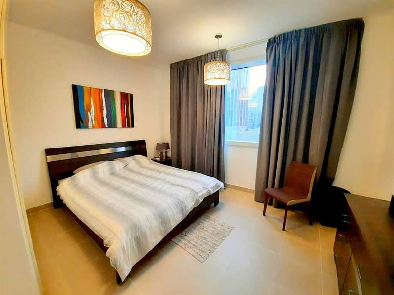 LUXURY 2 BHK FURNISHED APARTMENT WITH PARKING  AVAILABLE NEAR TO ABU DHABI MALL